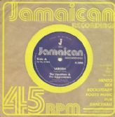 The Upsetters & The Aggrovators - Labrish (Jamaican Recordings) UK 7""